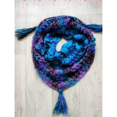 Knitted scarf 3